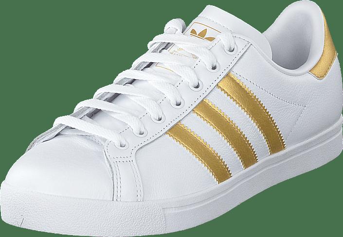 adidas Originals - Coast Star W Ftwr White/gold Met./grey One