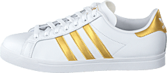 Coast Star W Ftwr White/gold Met./grey One
