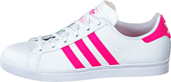 Coast Star J Ftwr White/shock Pink/ftwr Whi