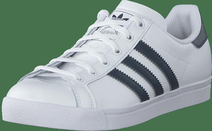 adidas Originals - Coast Star J Ftwr White/collegiate Navy/ftw
