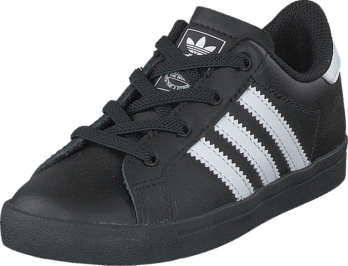 adidas Originals - Coast Star El I Core Black/ftwr White/core Bla