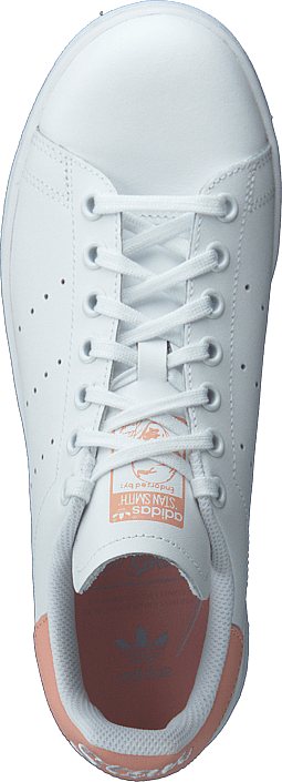 Stan Smith J Ftwr White/ftwr White/glow Pin