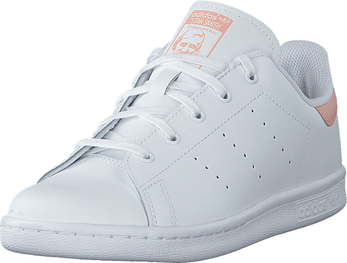 adidas Originals - Stan Smith C Ftwr White/ftwr White/glow Pin