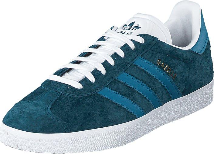 adidas Originals Gazelle W Tech Mineral/active Teal/ftwr, Skor, Sneakers & Sportskor, Låga sneakers, Turkos, Dam, 40