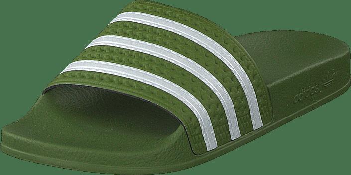 adidas originals olive groen