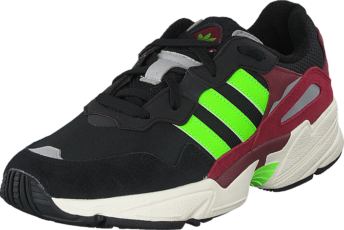 adidas Originals - Yung-96 Core Black/solar Green/collegi