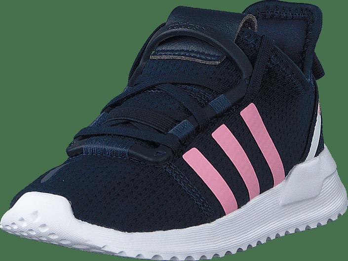 adidas Originals - U_path Run I Collegiate Navy/light Pink/ftw
