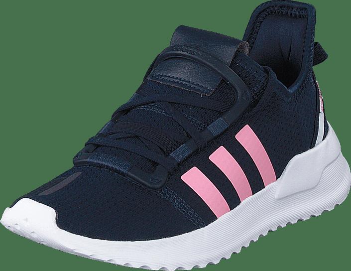 adidas Originals - U_path Run C Collegiate Navy/light Pink/ftw
