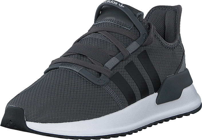 adidas Originals - U_path Run Grey Five/core Black/ftwr Whit