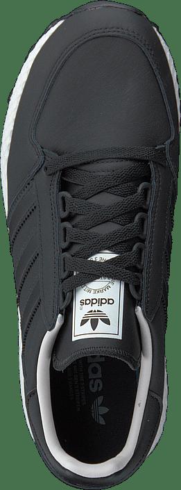 Kjøp Adidas Originals Forest Grove Core Black/core Black/orchid T Sko Online