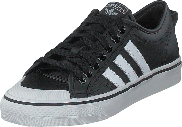 adidas Originals - Nizza Core Black/ftwr White/crystal