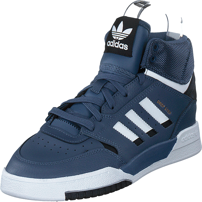 adidas Originals - Drop Step J Tech Ink/ftwr White/collegiate