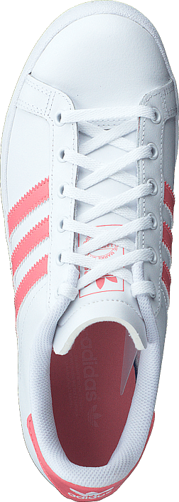 Adidas Originals Coast Star Jwr White/tactile Rose F17/ft Schuhe Kaufen Online