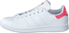 Stan Smith J Ftwr White/ftwr White/real Pin