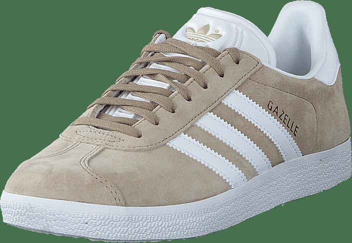 adidas Originals - Gazelle W Trace Khaki F17/ftwr White/gol