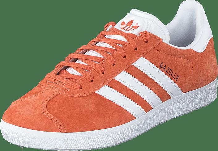 adidas Originals - Gazelle W Semi Coral/ftwr White/gold Met