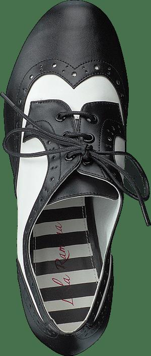 Style De Mode Chaussures De Femme Acheter Lola Ramona Ava Black/blanc Chaussures Online Zk3dw4J2