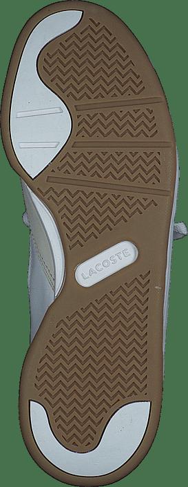 Kjøp Lacoste Court Slam 319 1 Sfa Wht/gum Sko Online
