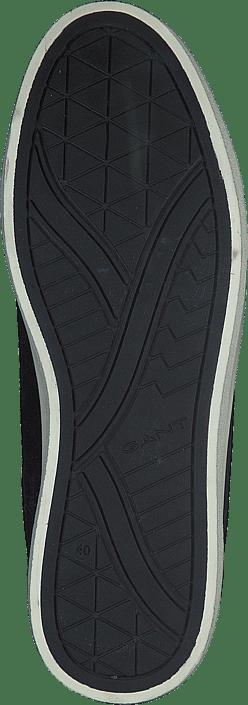 Aurora Low Lace Shoes G00 Black