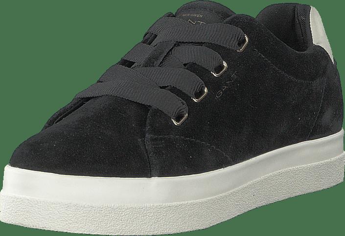 Aurora Low Lace Shoes G00 Black   Footway