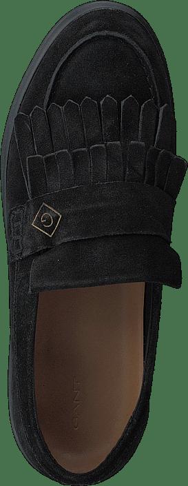 Kjøp Gant Aurora Slip-on Shoes G00 Black Sko Online