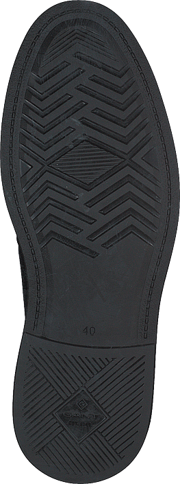 Kjøp Gant Fargo Low Lace Shoes G00 Black Sko Online