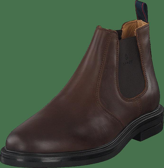 Gant - Fargo G46 Dark Brown
