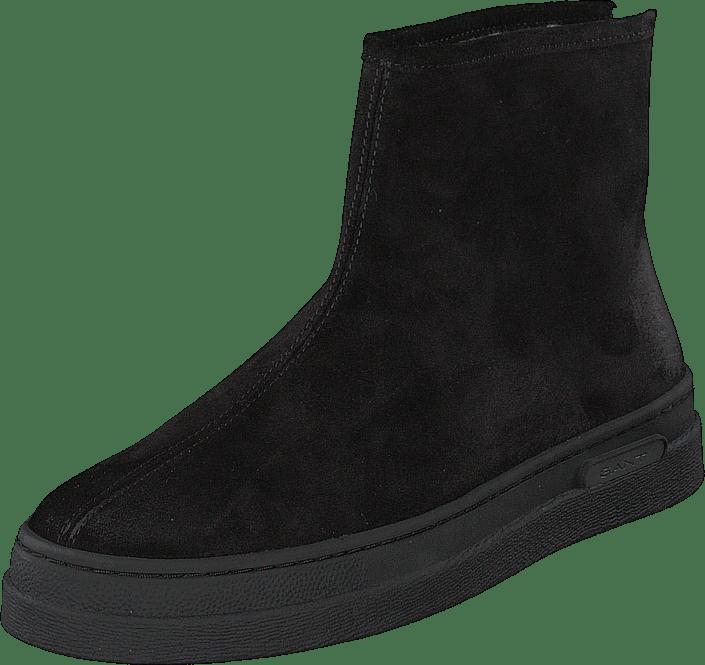 Creek Zip Boot G00 Black
