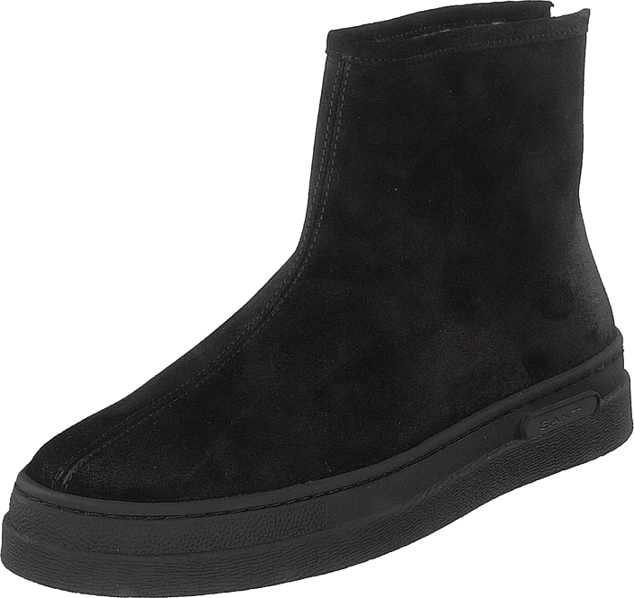 Gant - Creek Zip Boot G00 Black