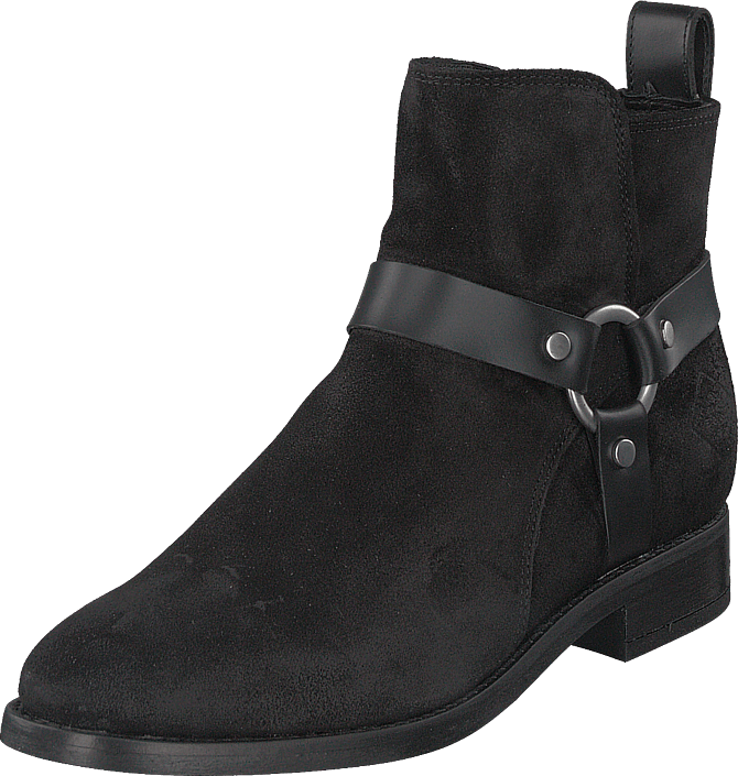 Gant - Fay Mid Zip Boot G00 Black