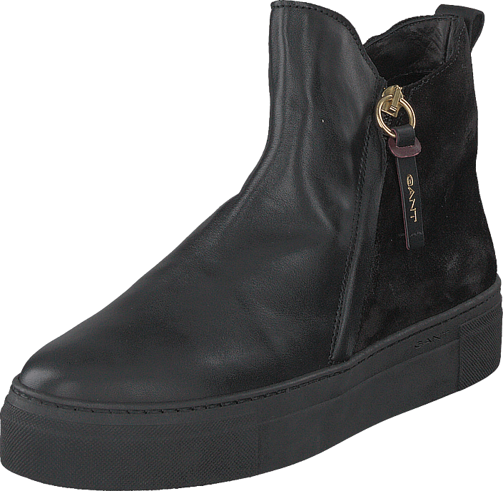 Gant - Marie Zip Boot G00 Black