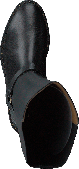 Gant - Hampton Long Shaft Boot G00 Black