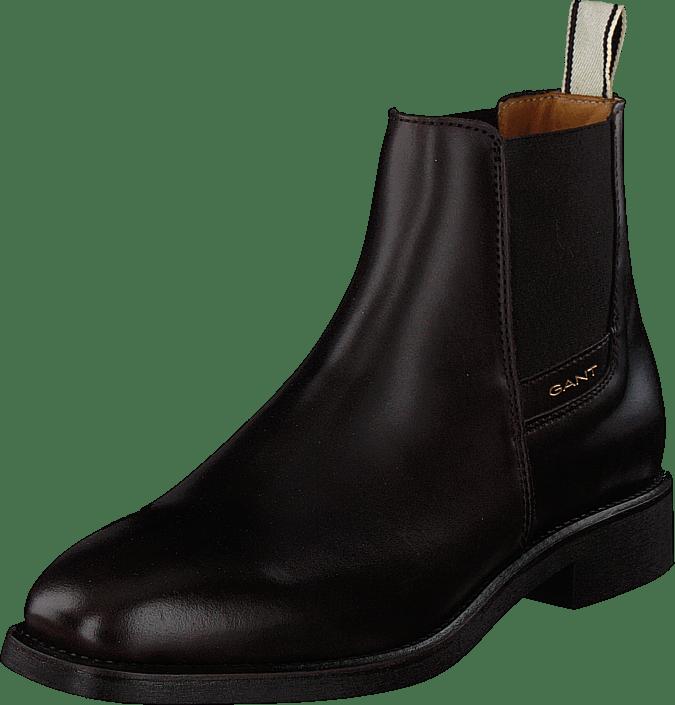 Gant - James Chelsea G46 Dark Brown
