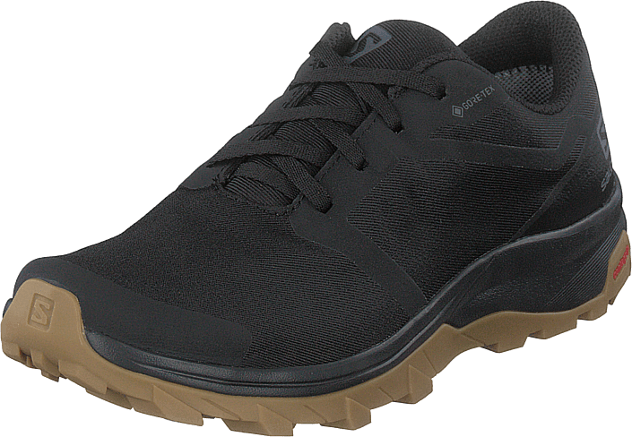 Salomon - Outbound Gtx Black/black/gum1a
