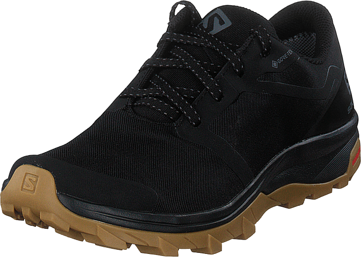 Salomon - Outbound Gtx W Black/black/gum1a