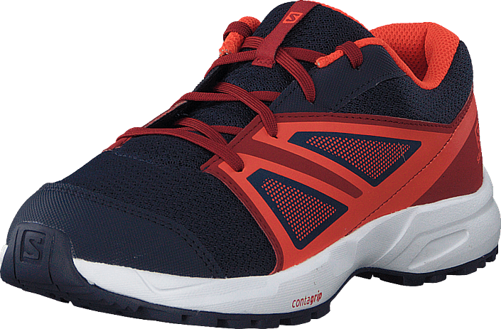 Salomon - Sense J Evening B/rd Dahlia/cherry To