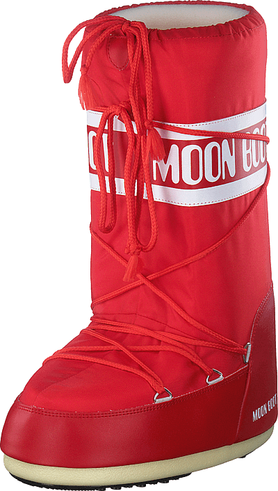 Moon Boot - Moon Boot Nylon Red