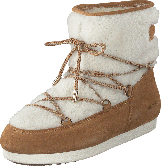 Moon Boot - Far Side Low Sherling Whiskey