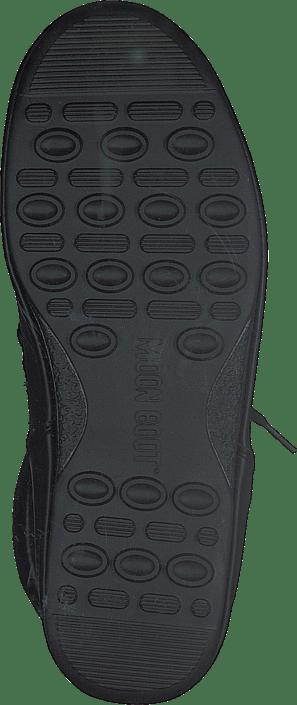 Moon Boot Mid Nylon Wp Black