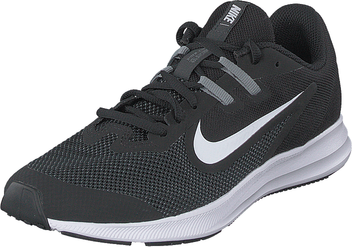 Nike - Downshifter 9 (gs) Black/white