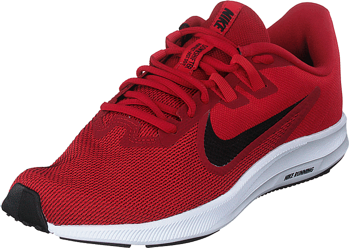 Nike - Downshifter 9 Gym Red/black-univ Red-white