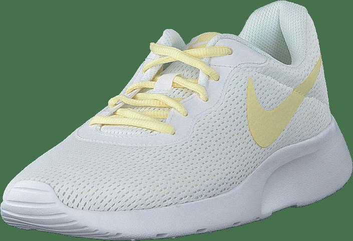 Nike - Wmns Tanjun White/bicycle Yellow