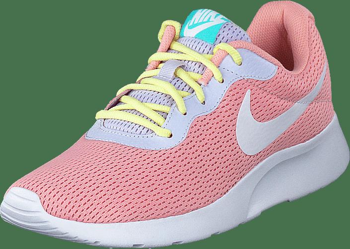 Nike - Wmns Tanjun Bleached Coral/white Amethyst