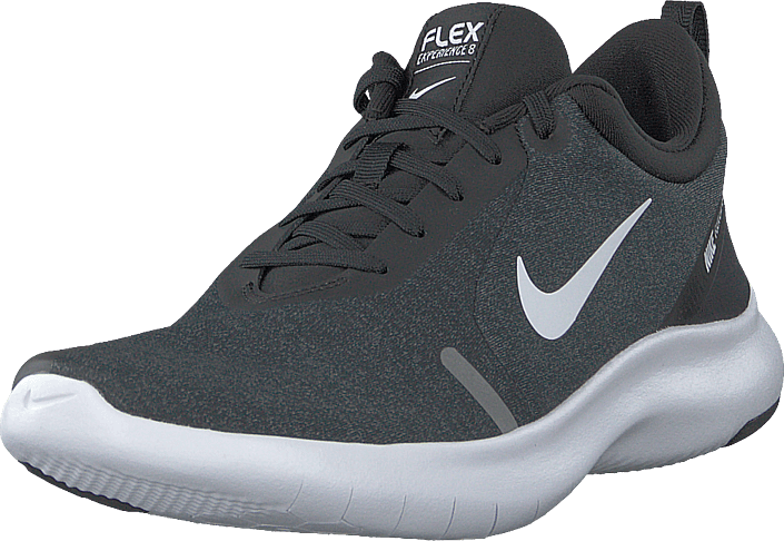 Flex Experience Rn 8 Black/white-cool Grey- Silver