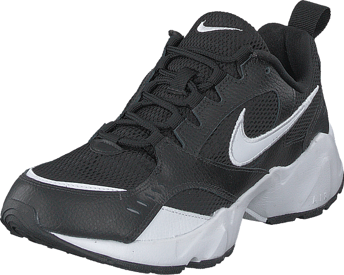 Nike - Air Heights Black/white