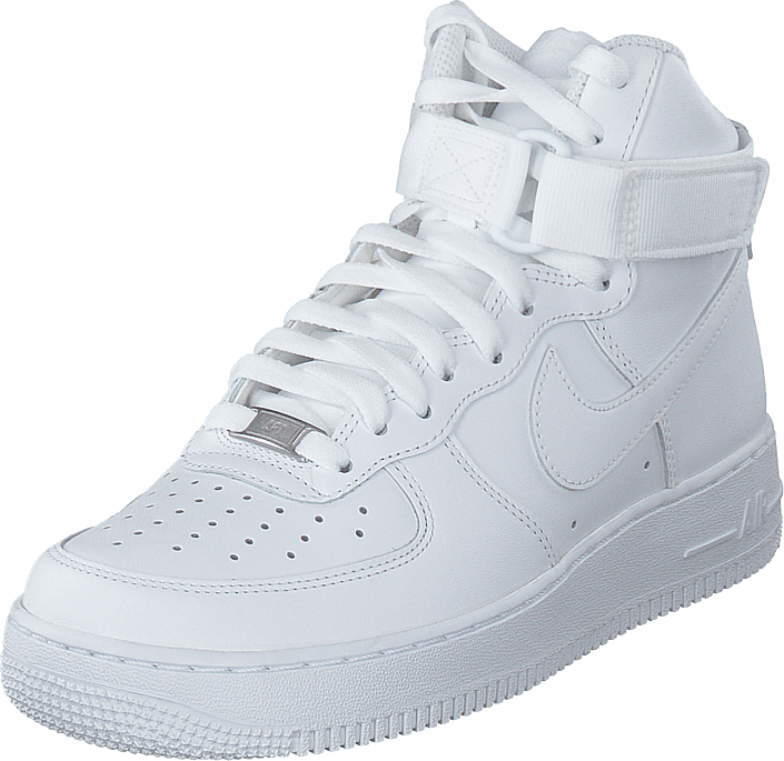 Air Force 1 High White/white-white