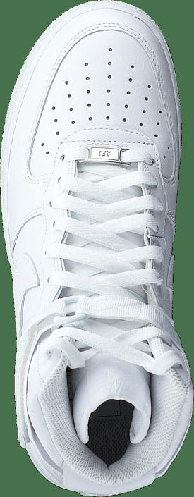 Air Force 1 High White/white-white