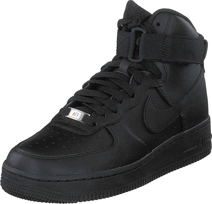 Nike - Air Force 1 High Black/black-black