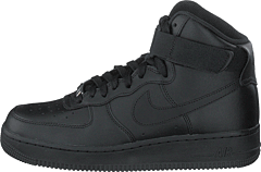 Air Force 1 High Black/black-black