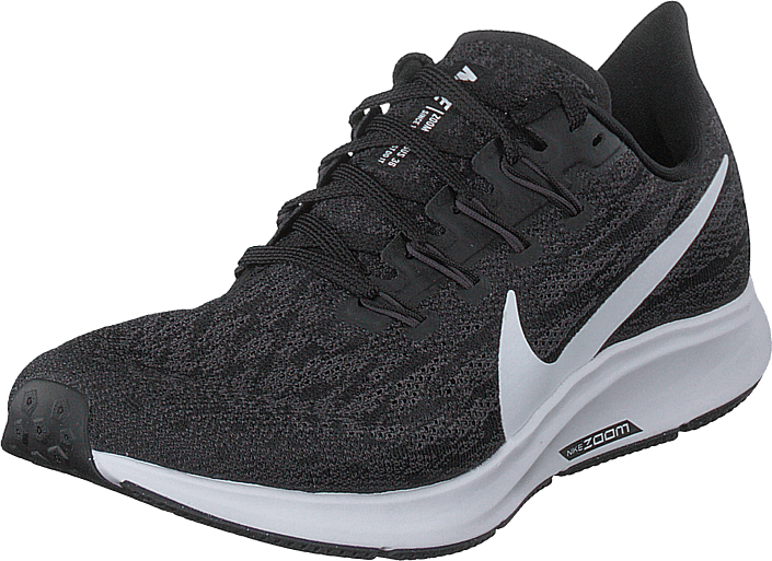 Nike - Wmns Air Zoom Pegasus 36 Black/white-thunder Grey